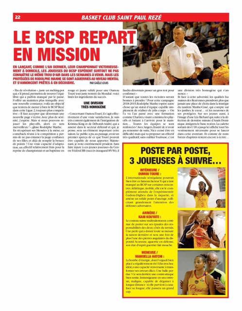 Presse LF2 6-11-2018