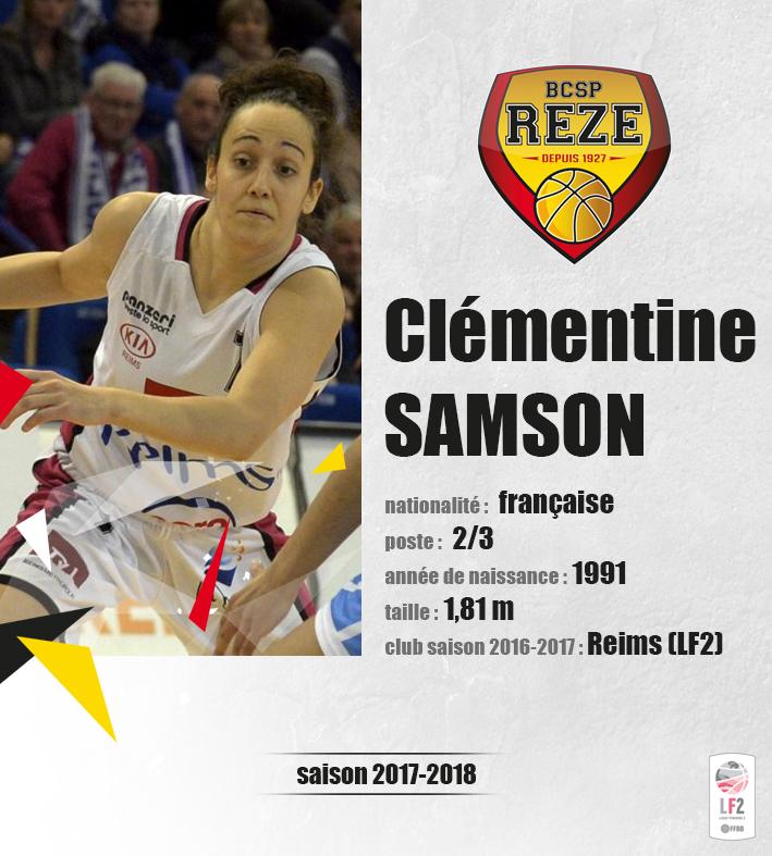 Cl+®mentine Samson