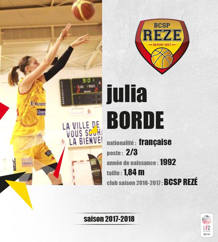 Julia Borde