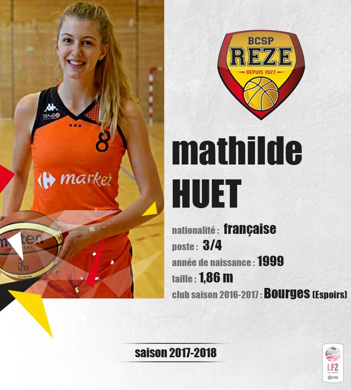 Mathilde Huet