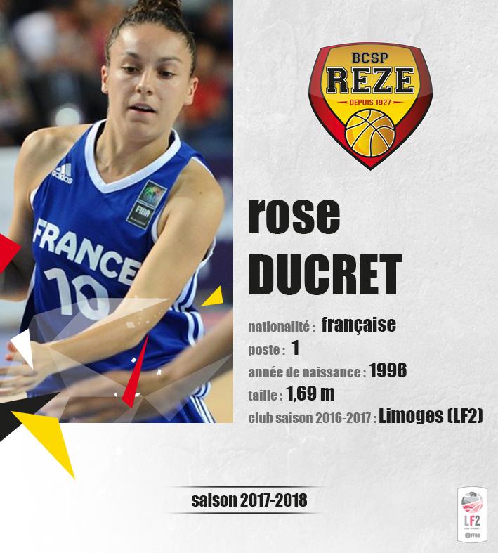 Rose Ducret