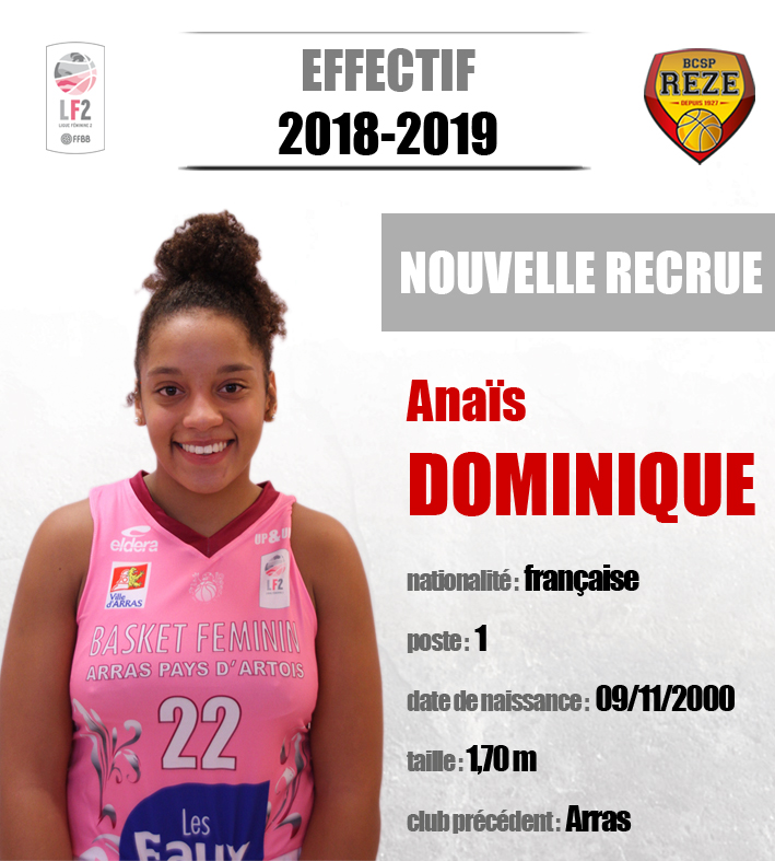 ANAIS-dominique-recrue20182019