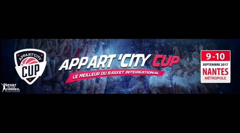 APPART CITY CUP 2017