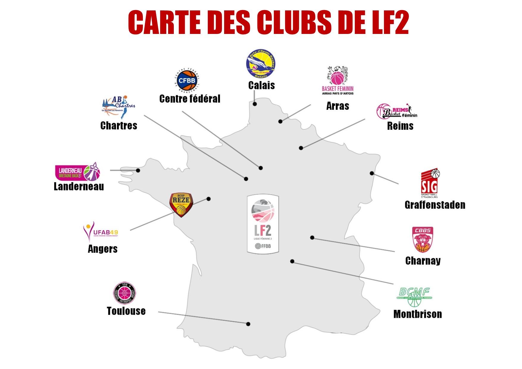 Carte-clubs-LF2-2017-2018