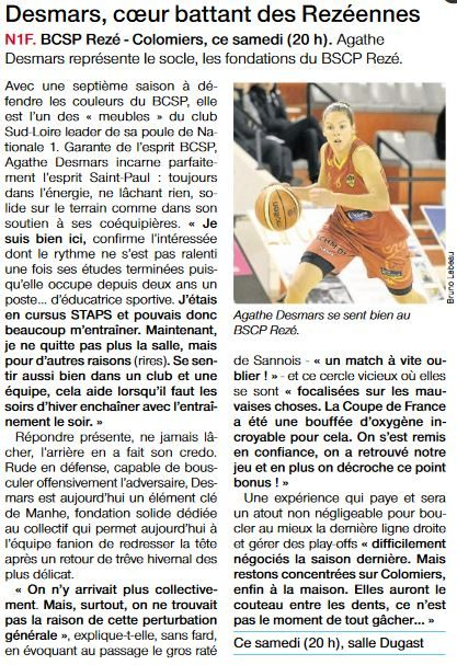 NF1 / Ouest-France / 24-02-2017