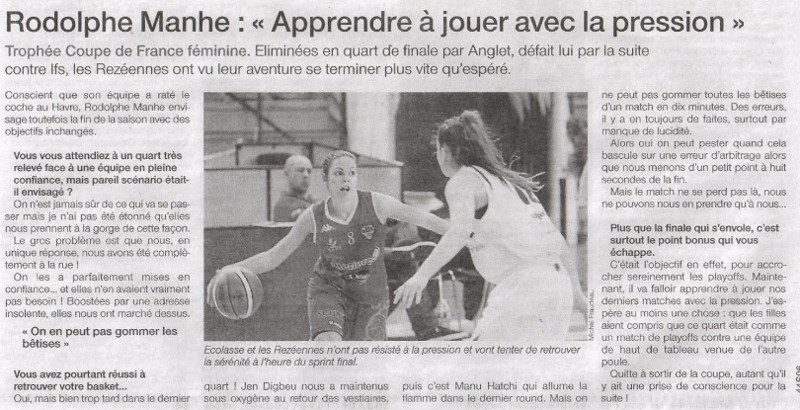 NF1 / Ouest-France / 26-03-2017