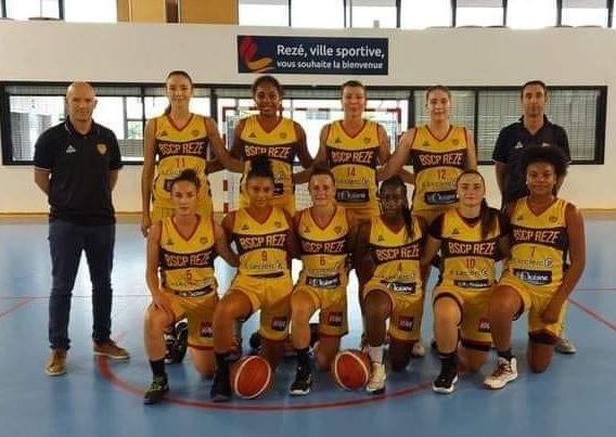 Equipe NF3 BCSP Rezé 2021/2022